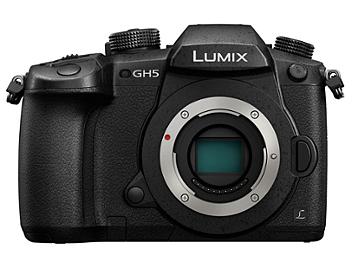 Panasonic Lumix DC-GH5 Mirrorless Digital Camera Body