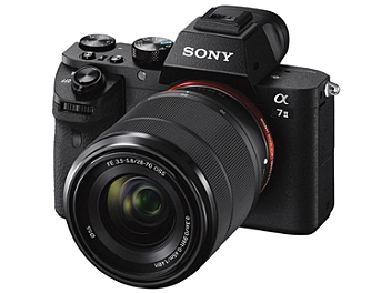 Sony Alpha a7 II Mirrorless Digital Camera Kit with 28-70mm Lens