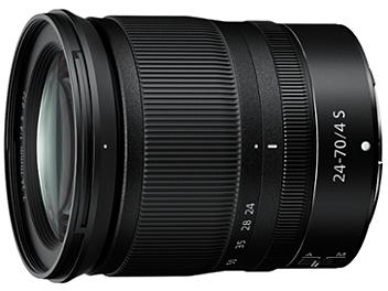 Nikon Z 24-70/4 S Nikkor Lens