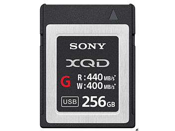 Sony QD-G256E 256GB XQD G Series Memory Card (pack 5 pcs)