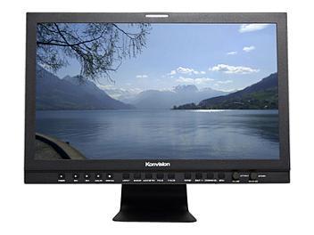 Konvision KVM-1660W 16-inch Desktop Broadcast LCD Monitor