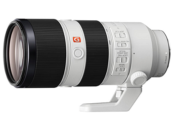 Sony SEL-70200GM FE 70-200mm F2.8 GM OSS Lens