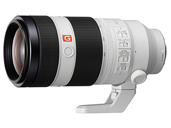 Sony SEL-100400GM FE 100-400mm F4.5-5.6 GM OSS Lens