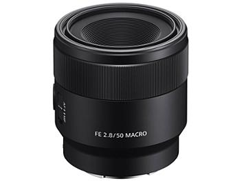 Sony SEL-50M28 FE 50mm F2.8 Macro Lens