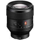 Sony SEL-85F14GM FE 85mm F1.4 GM Lens