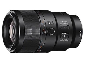 Sony SEL-90M28G FE 90mm F2.8 Macro G OSS Lens