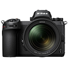 Nikon Z6 Mirrorless Digital Camera Kit with 24-70mm Lens and FTZ Mount Adapter Kit