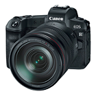 Canon EOS R Mirrorless Digital Camera Kit with 24-105mm Lens