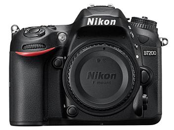 Nikon D7200 DSLR Camera Kit with 16-80mm ED VR Lens