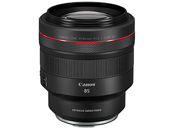 Canon RF 85mm F1.2L USM DS (Defocus Smoothing) Lens