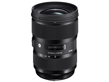 Sigma 24-35mm F2 DG HSM Art Lens - Nikon Mount