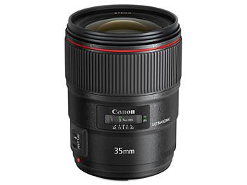Canon EF 35mm F1.4L II USM Lens