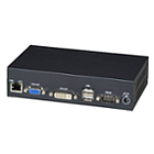 Globalmediapro SHE VDKM02BR VGA / DVI CAT5 Receiver with IR, KVM, USB, RS232
