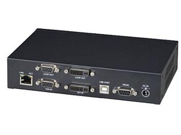 Globalmediapro SHE VDKM02BT VGA / DVI CAT5 Transmitter with IR, KVM, USB, RS232