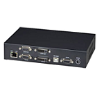 Globalmediapro SHE VDKM02BT VGA / DVI CAT5 Transmitter with IR, KVM, USB, RS232