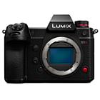 Panasonic Lumix DC-S1H Mirrorless Digital Camera Body