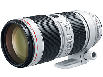Canon EF 70-200mm F2.8L IS III USM Lens