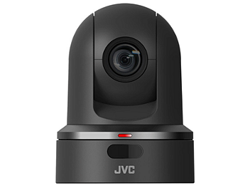 JVC KY-PZ100B Robotic PTZ Network Video Production Camera (Black)