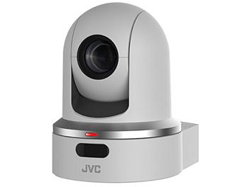 JVC KY-PZ100W Robotic PTZ Network Video Production Camera (White)