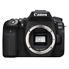 Canon EOS-90D DSLR Camera Body