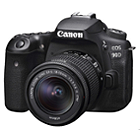 Canon EOS-90D DSLR Camera Kit with Canon EF-S 18-55mm Lens