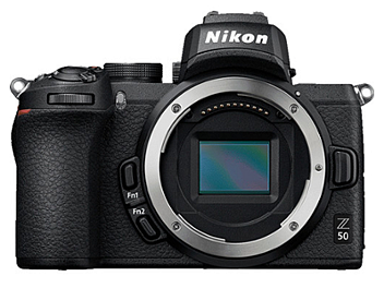 Nikon Z50 Mirrorless Digital Camera Body