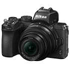Nikon Z50 Mirrorless Digital Camera Kit with 16-50mm Lens
