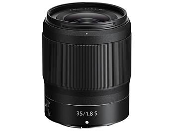 Nikon Z 35mm F1.8 S Nikkor Lens