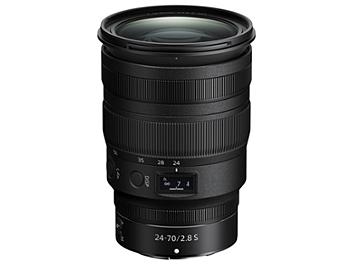 Nikon Z 24-70mm F2.8 S Nikkor Lens