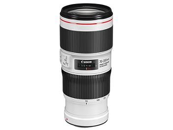 Canon EF 70-200mm F4.0L IS II USM Lens