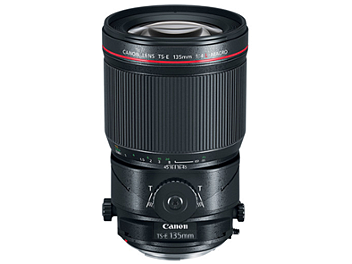 Canon TS-E 135mm F4L Macro Tilt-Shift Lens