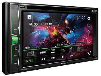 Pioneer AVH-A205BT 6.2-inch Multimedia AV Receiver