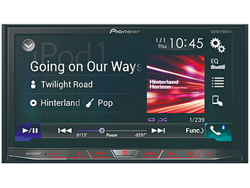 Pioneer AVH-X8850BT 7-inch Multimedia Player