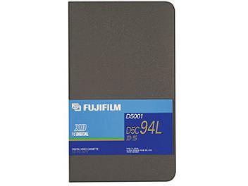 Fujifilm D5001-94L D-5 Format Digital Cassette (pack 5 pcs)