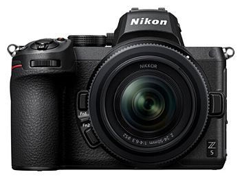 Nikon Z5 Mirrorless Digital Camera with 24-50mm Lens
