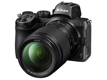 Nikon Z5 Mirrorless Digital Camera with 24-200mm Lens