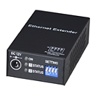 Globalmediapro SHE IP09K Ethernet Extender over CAT5e (Transmitter and Receiver)