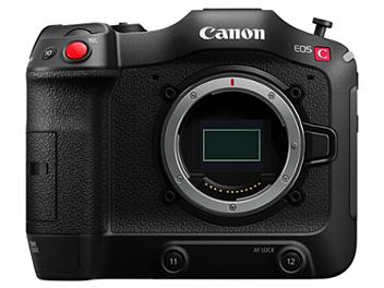Canon EOS C70 RF Mount Cinema Camcorder