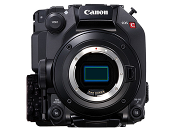 Canon EOS C300 Mark III EF Mount Cinema Camcorder Body