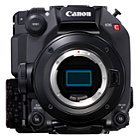 Canon EOS C300 Mark III EF Mount Cinema Camcorder Body