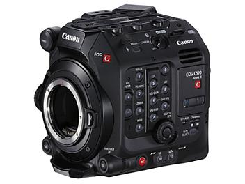 Canon EOS C500 Mark II EF Mount Cinema Camcorder Body