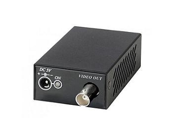 Globalmediapro SHE GL001HD Active HD-TVI / AHD / HD-CVI / CVBS Ground Loop Isolator