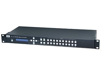 Globalmediapro SCT HS10M-4K6G 10x10 4K HDMI Matrix Switcher