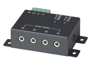 Globalmediapro SCT IR104K7 IR 1x4 Repeater Distributor Kit