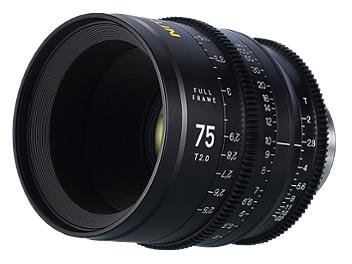 Nitecore SP 75mm T2.0 Cinema Lens - PL Mount