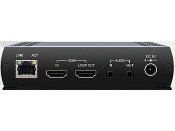 Globalmediapro SCT HKM02BR 1080P HDMI KVM over IP Receiver with USB, RS232, IR, Audio